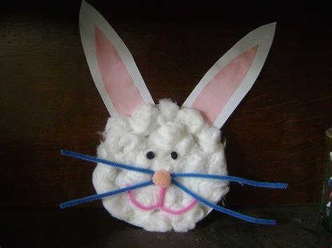bricolage enfant un lapin pour p 226 ques le coffre 224 jouets de lulu