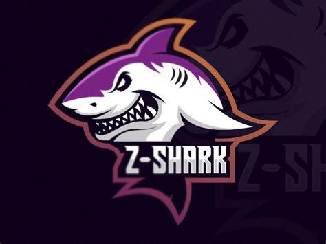 shark esport logo gaming team  gorilaarts dribbble