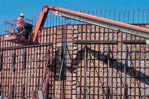 Dayton Superior's Symons Sym-Ply Concrete Forming System ...