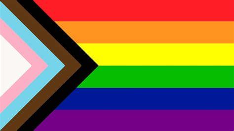 rainbow pride flag   design disasterbut