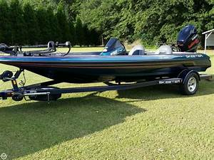 Bass Boat For Sale  Used Skeeter Bass Boat For Sale