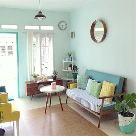 trik menata interior rumah berlahan minimalis agar terasa