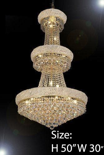 french empire crystal chandelier    perfect