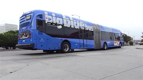 The Mass Transit Buses Of Los Angeles