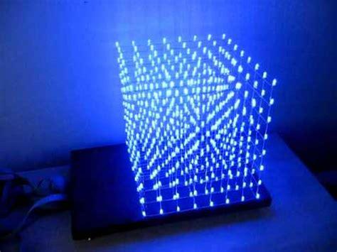 led cube xx demo youtube