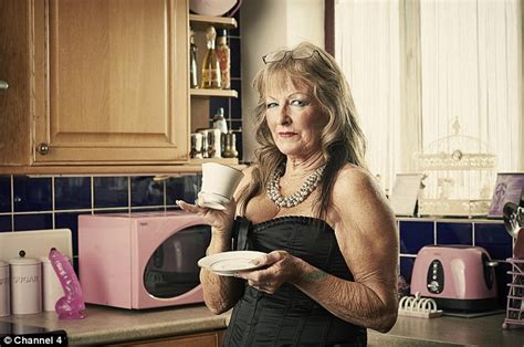 Pensioner prostitute      reveals why she has no plans to