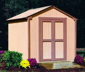 4 x 8 wooden storage shed kingston 8 x 8 wood storage shed 18275 4