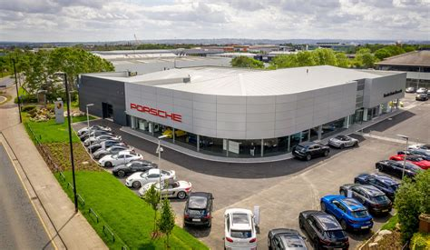 Work completed on £2.5m project at JCT600 Porsche ...