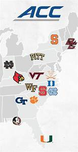 Atlantic Coast Conference – The Official Website of Danny ...