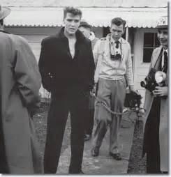 1960 Elvis Presley at Graceland