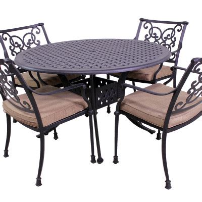 best of backyard florence collection 4 dining chairs and