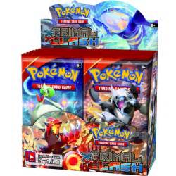 pokemon xy5 primal clash trading card booster box 36 packs