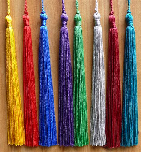tassel colors buy graduation tassel single color and colored