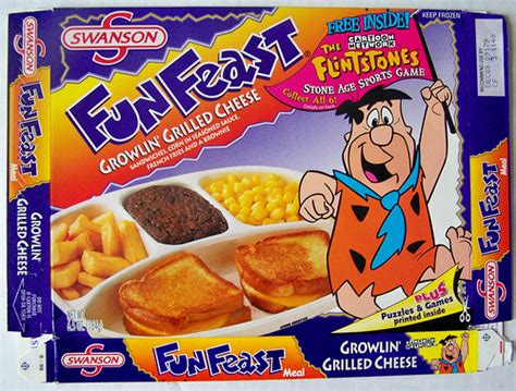 whatever happened to images feast tv dinners