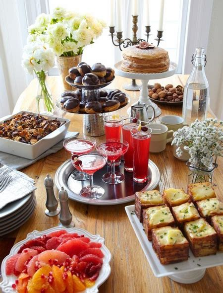 10 buffet table decorating ideas