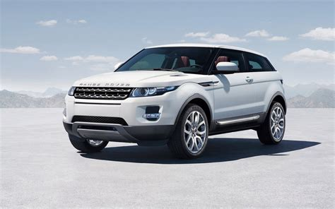 Land Rover Car :  Land Rover / Range Rover Evoque