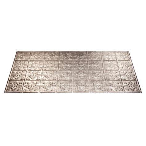 Fasade Ceiling Tiles Menards by Fasade Traditional 1 2 X 4 Pvc Glue Up Ceiling Tile At