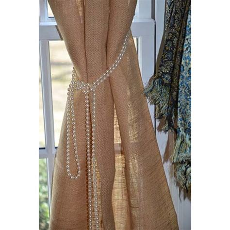 tablecloth store  burlap drapes  high   wide