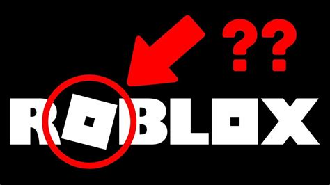 Hidden Meaning In The Roblox Logo?