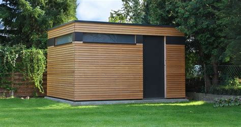 Gartenhaus Modern Design design gartenhaus moderne gartenh 228 user schicke gartensauna