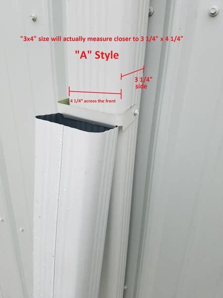 downspout extension latch gutterworks