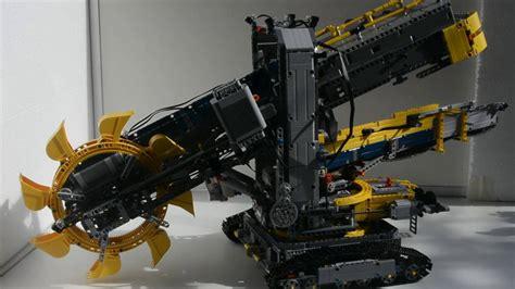 lego technic 42055 lego technic 42055 ferngesteuert schaufelradbagger mit