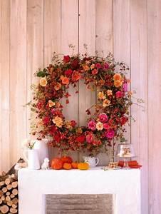 Herbstkränze Selber Machen : ber ideen zu herbstdeko selber machen auf pinterest herbstdeko selber machen und ~ Markanthonyermac.com Haus und Dekorationen