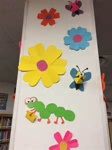 Spring Library Bulletin Boards for Church
