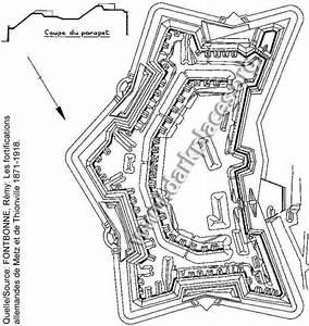 Plan De Metz : fort de queuleu ~ Farleysfitness.com Idées de Décoration