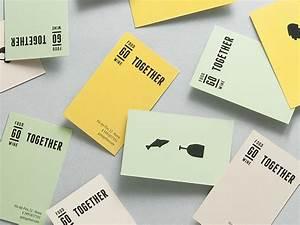 Go together business cards inspiration cardfaves for Go business cards