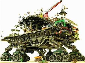 Flying Spaces Preis : crawler town un gigantesco edificio lego sobre ruedas ~ Udekor.club Haus und Dekorationen