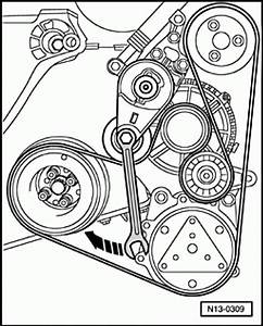 Volkswagen Beetle Tdi 1 9l Serpentine Belt Diagrams