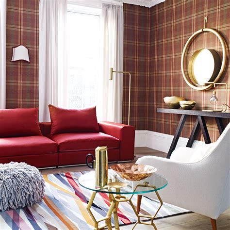 tartan decorating ideas ideal home