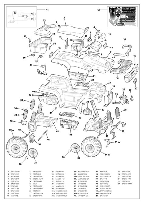Polari 425 Magnum Wiring Diagram by 99 Polaris Scrambler 400 Wiring Diagram Cardbk Co