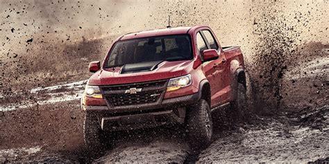 2018 Colorado Zr2 Offroad Truck Chevrolet