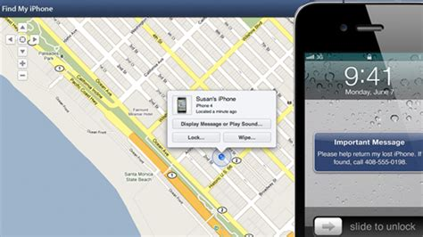 can an iphone be tracked wireless safety or will wireless security system be able