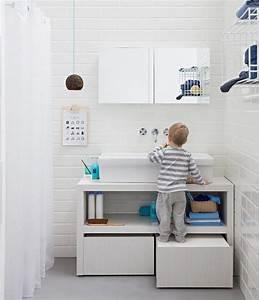 idee decoration salle de bain meuble sous vasque blanc With salle de bain design avec quel est le meilleur magazine de décoration