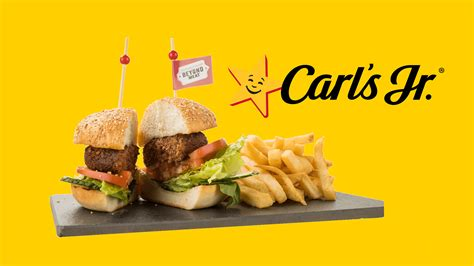Helping people escape, one juicy burger at a time. Is 2019 the year of the vegan? Carl's Jr and others are betting on it - Outside Insight
