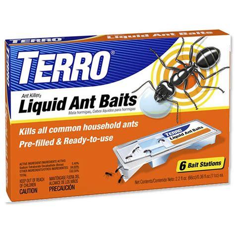 best ant bait amazon com terro ant killer liquid ant baits pre filled pack of 1 home pest lures patio