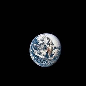 May 18, 1969 - Apollo 10 View of the Earth   NASA