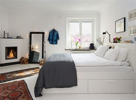 scandinavian bedroom ideas   beautiful modern
