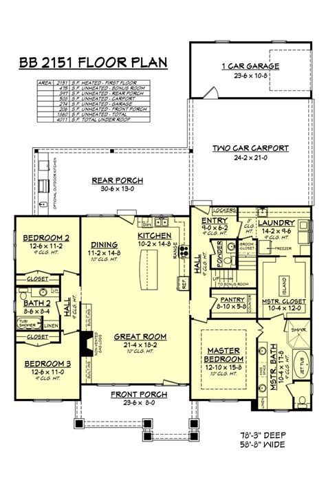 house plan zone presents newest house plan bb