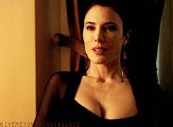Jaime Murray Gerri Dandridge GIF - Find & Share on GIPHY
