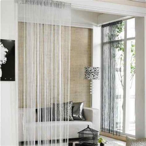 separacion de ambientes interiores  cortinas