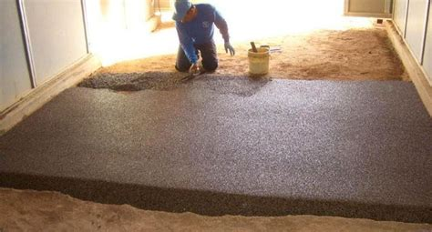 polylast flooring in polylast flooring is a choice for barn aisles