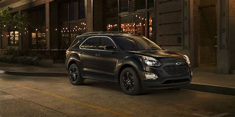 chevy equinox midnight edition 2017 chevy equinox midnight edition design gm authority
