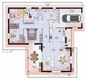 buat testing doang construction garage style moderne With superb maison de la fenetre 16 bricobilly plans