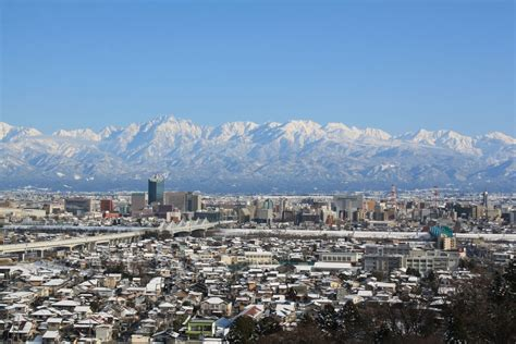 Toyama - 100 Resilient Cities