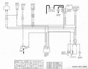 Electrical Diagram  Alternator Question   L