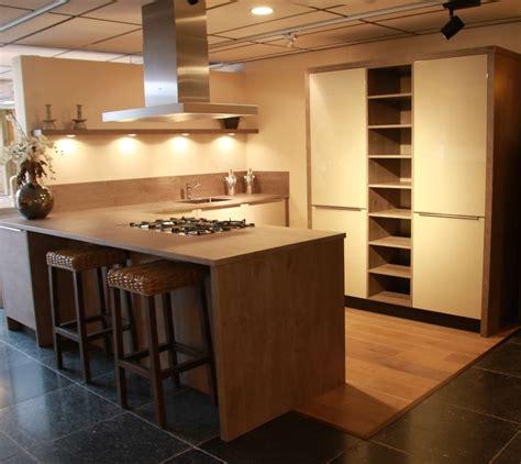 schiereiland keuken 25 beste idee 235 n keuken schiereiland op